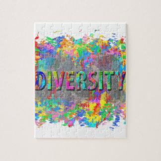 Diversity. Puzzle