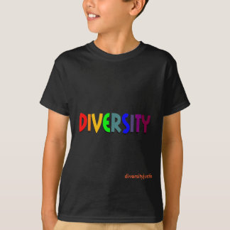 Diversity (Rainbow) (kid's shirt pictured)