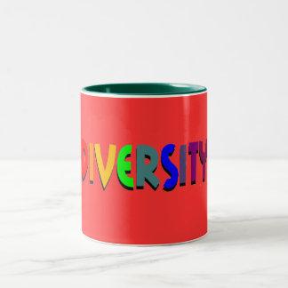 Diversity (Rainbow) Mug