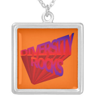 Diversity Rocks Necklace