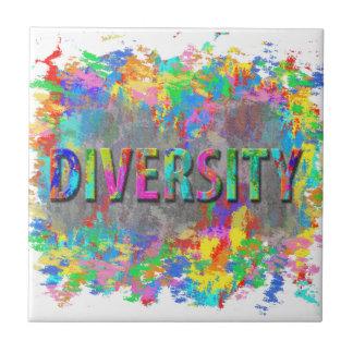Diversity. Tile