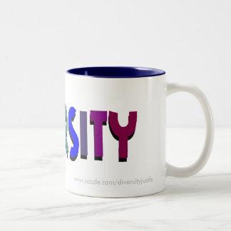 Diversity Two-Tone Mug