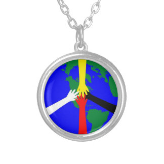 Diversity & World Peace - Necklace