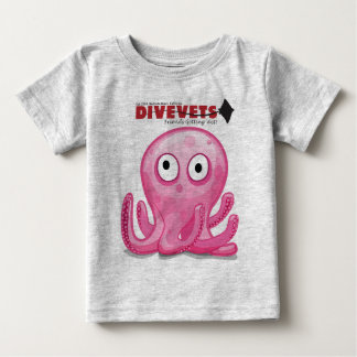 "DiveVets ""Octo"" Kids-T Baby T-Shirt"