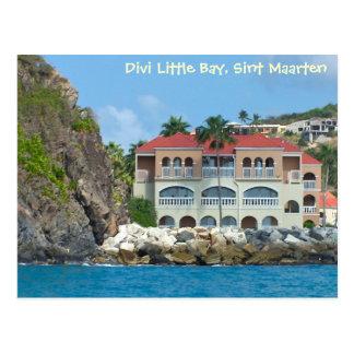Divi Little Bay SXM Sint Maarten Postcard