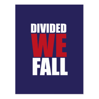 Divided We Fall Special Postcards