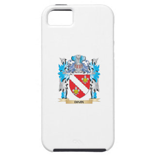 Divin Coat of Arms - Family Crest iPhone 5 Case