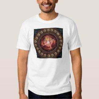 Divine awakening with the Power of Gayatri. T-shirt