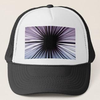 Divine beautiful art rays colours joy fashion trucker hat