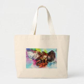divine beings large tote bag