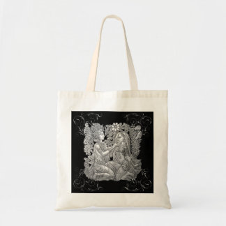 Divine Couple tote bag