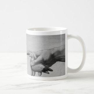 Divine Doveness Classic White Coffee Mug