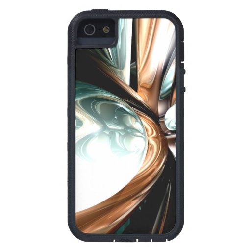 Divine Flavor Abstract Case For iPhone 5/5S