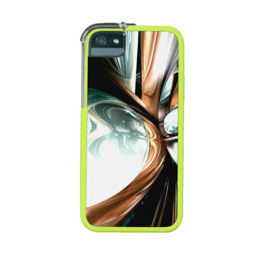 Divine Flavor Abstract iPhone 5 Covers