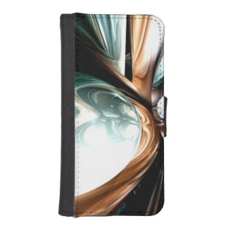 Divine Flavor Abstract iPhone 5 Wallet Case