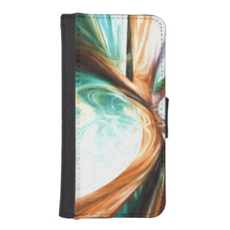 Divine Flavor Pastel Abstract iPhone 5 Wallet