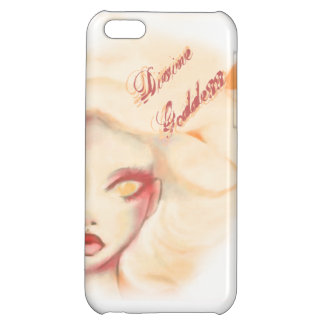 Divine Goddess - Case Cover For iPhone 5C
