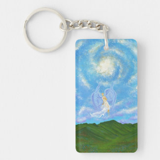 DIvine Grace & Divine Blessing Keychaine Keychain