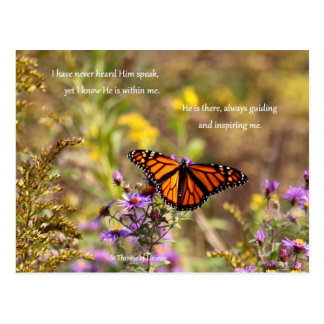 Divine Guidance Postcard