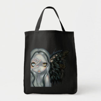 Divine Hand BAG gothic angel surrealism