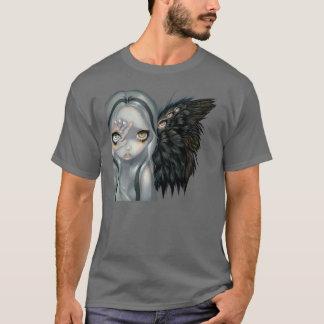 Divine Hand SHIRT gothic surrealism angel