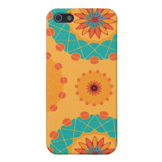 Divine heart flower perns cases for iPhone 5