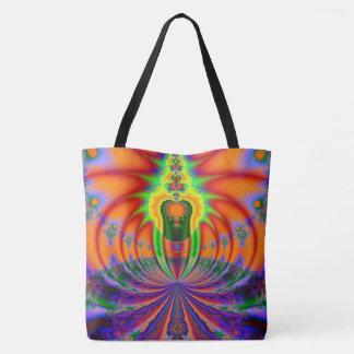 Divine Light Tote Bag