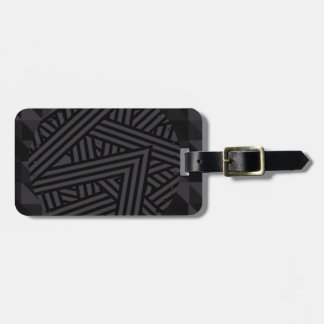 Divine Lines Luggage Tag