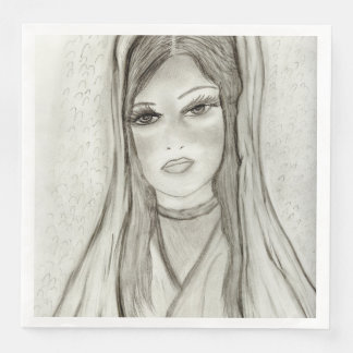 Divine Mary Disposable Napkin