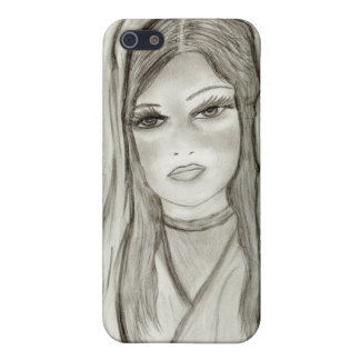 Divine Mary iPhone 5/5S Cases