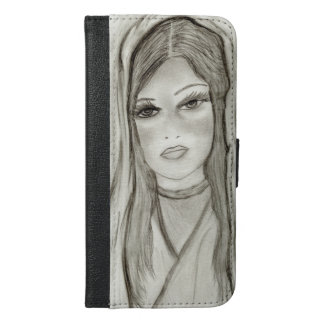 Divine Mary iPhone 6/6s Plus Wallet Case