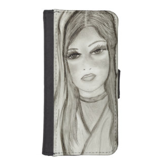 Divine Mary iPhone SE/5/5s Wallet Case