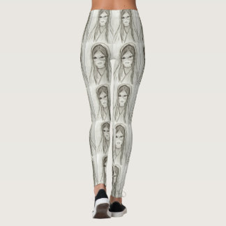 Divine Mary Leggings