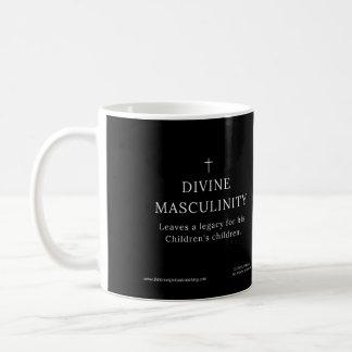 DIVINE MASCULINITY: Legacy Coffee Mug