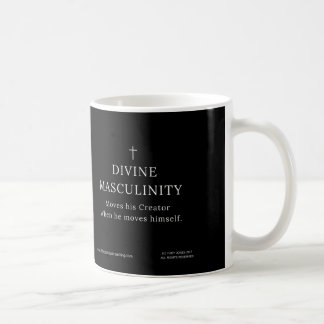DIVINE MASCULINITY: Moves Coffee Mug