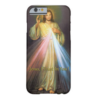 DIVINE MERCY BARELY THERE iPhone 6 CASE