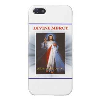 Divine Mercy iPhone 5/5S Covers