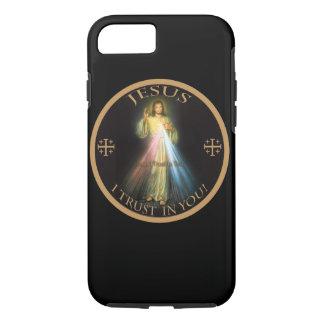DIVINE MERCY, JESUS I TRUST IN YOU. iPhone 7 CASE