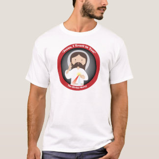 Divine Mercy of Jesus T-Shirt