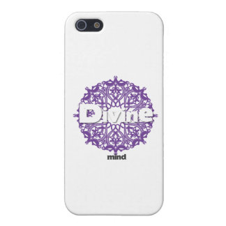 Divine Mind Cases For iPhone 5