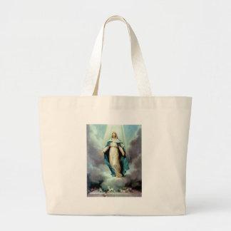 Divine Mother Large Tote Bag