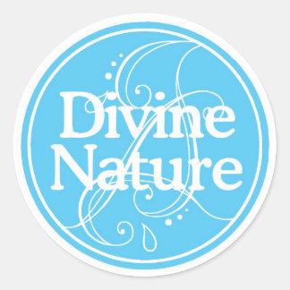 Divine Nature Sticker