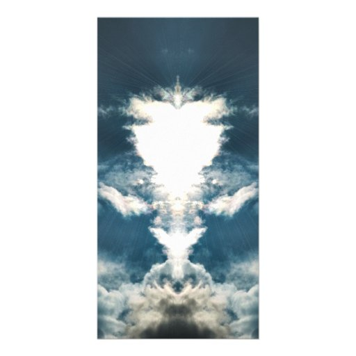 Divine Photo Greeting Card