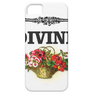 divine pink flowers iPhone 5 case