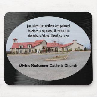 DIVINE REDEEMER CATHOLIC CHURCH-MOUSEPADS