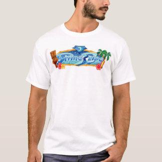 Divine Slide Midnight Surfer T-Shirt