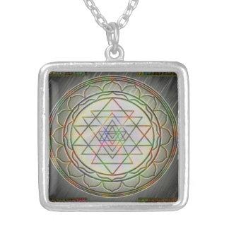 Divine Sri Yantra9 Necklace