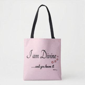 Divine Stock market Tote Bag