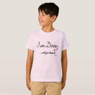 Divine Young T-Shirt
