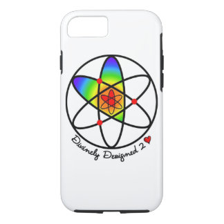 Divinely Designed to LOVE iPhone 7 Case